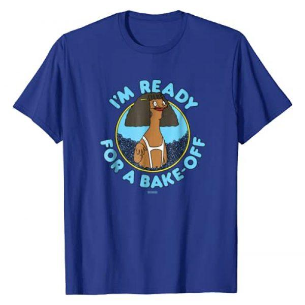 Bob's Burgers Graphic Tshirt 1 I'm Ready For A Bake-Off T-Shirt