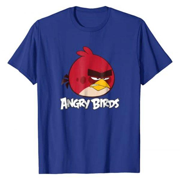 Angry Birds Graphic Tshirt 1 Red Bird T-Shirt