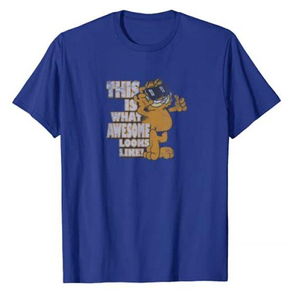 Garfield Graphic Tshirt 1 Awesome T Shirt