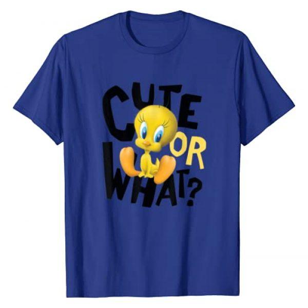 LOONEY TUNES Graphic Tshirt 1 Tweety Cute or What T-Shirt
