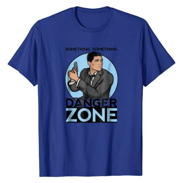 Archer Products Graphic Tshirt 1 Archer Something, Something, Danger Zone