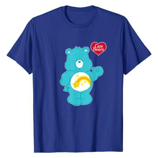 Care Bears Graphic Tshirt 1 Wish Bear T-Shirt