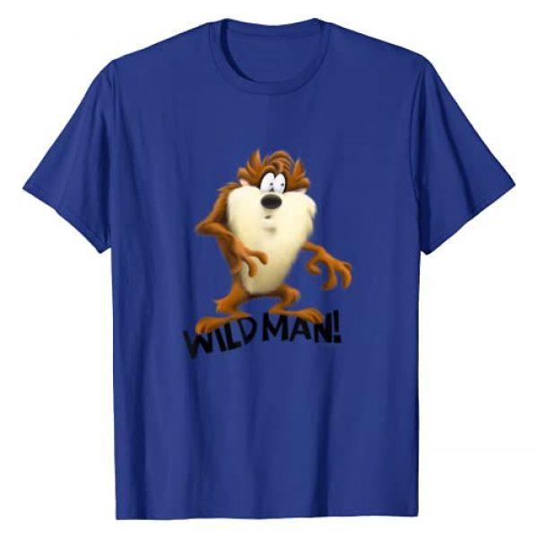 LOONEY TUNES Graphic Tshirt 1 Taz Wild Man T-Shirt