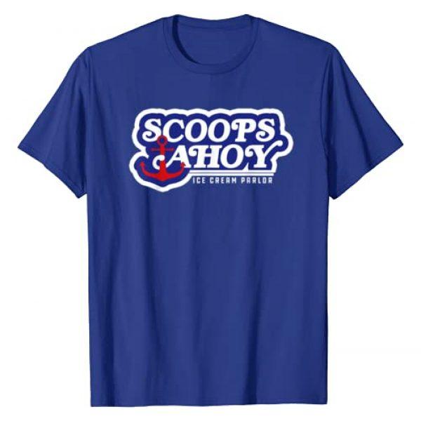 scoops troop scoops Graphic Tshirt 1 Scoops Ahoy T-Shirt