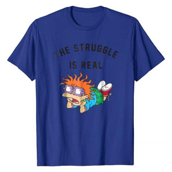 Nickelodeon Graphic Tshirt 1 Rugrats Struggle T-Shirt