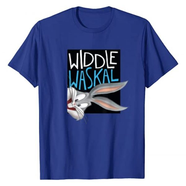 LOONEY TUNES Graphic Tshirt 1 Bugs Bunny Widdle Waskal T-Shirt