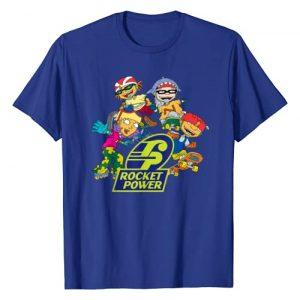 Nickelodeon Graphic Tshirt 1 Rocket Power Character T-Shirt