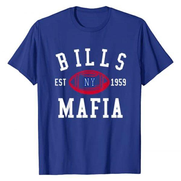 Bills Mafia Shirts For Fans Graphic Tshirt 1 Bills Mafia T-Shirt