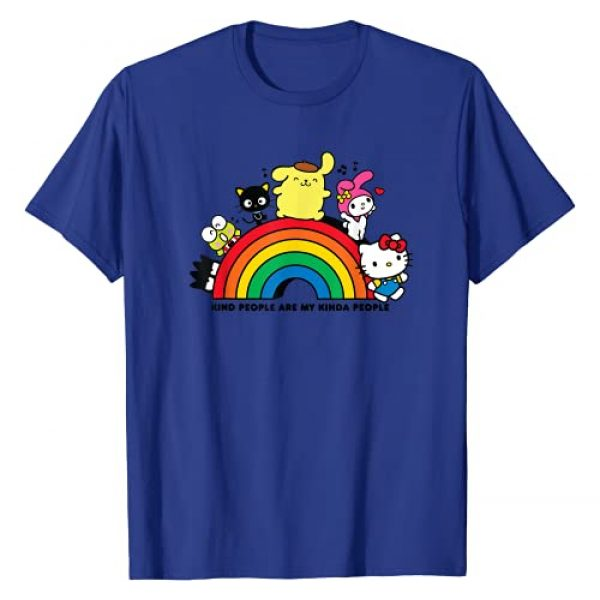 SANRIO Graphic Tshirt 1 Hello Kitty and Friends Kind People T-Shirt