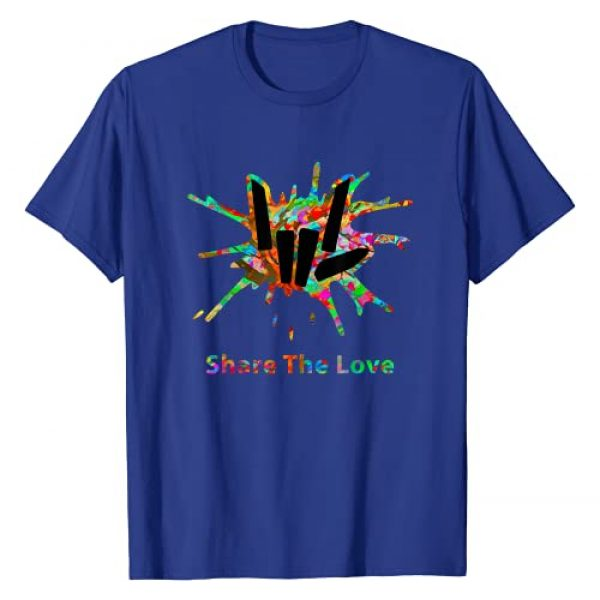 share love for kids and young boys Graphic Tshirt 1 Share love for Kids and young T-Shirt