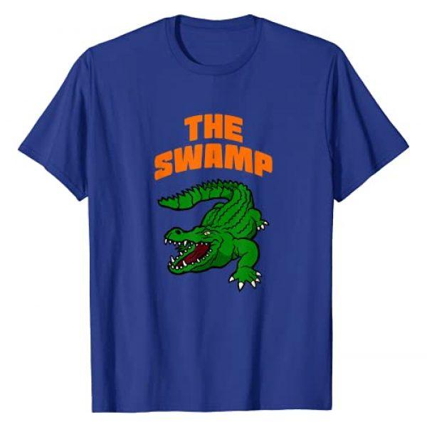 Citrus Nation Graphic Tshirt 1 The Swamp Gator Florida T-Shirt