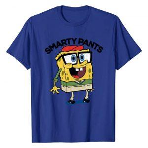 Nickelodeon Graphic Tshirt 1 Spongebob SquarePants Smarty Pants T-Shirt