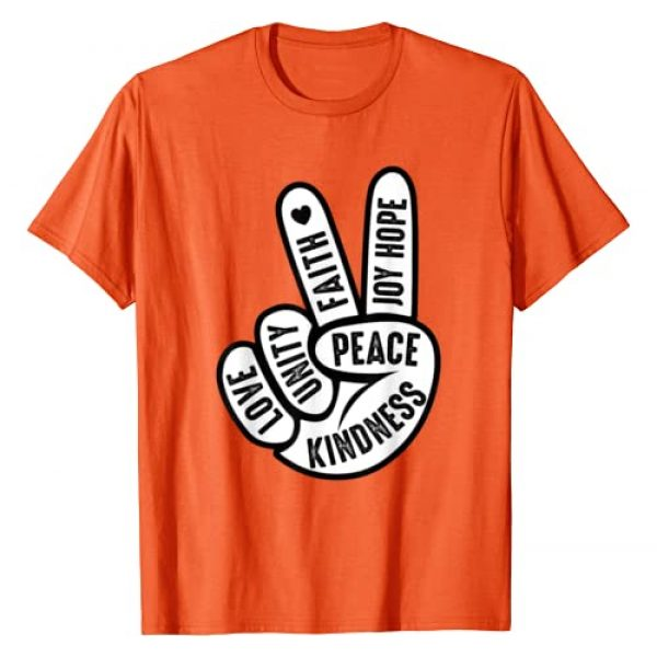 orange unity day, anti-bullying spreed kindness Graphic Tshirt 1 Unity Day Orange Be Kind, Anti Bullying Gift And Be kind T-Shirt