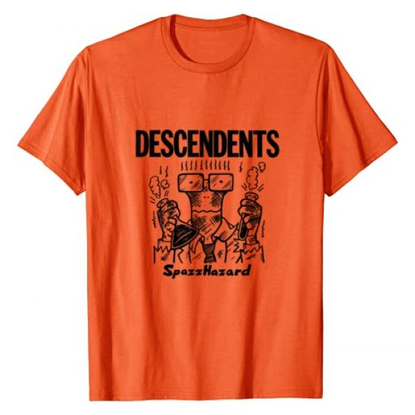 Descendents Graphic Tshirt 1 Spazzhazard - Official Merchandise T-Shirt
