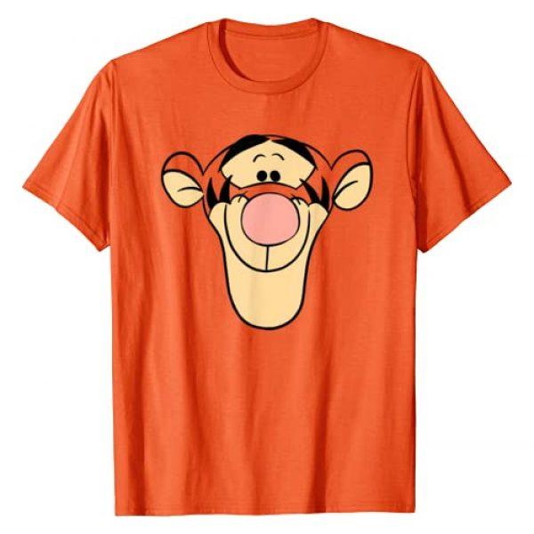 Disney Graphic Tshirt 1 Winnie The Pooh Tigger Large Face T-Shirt