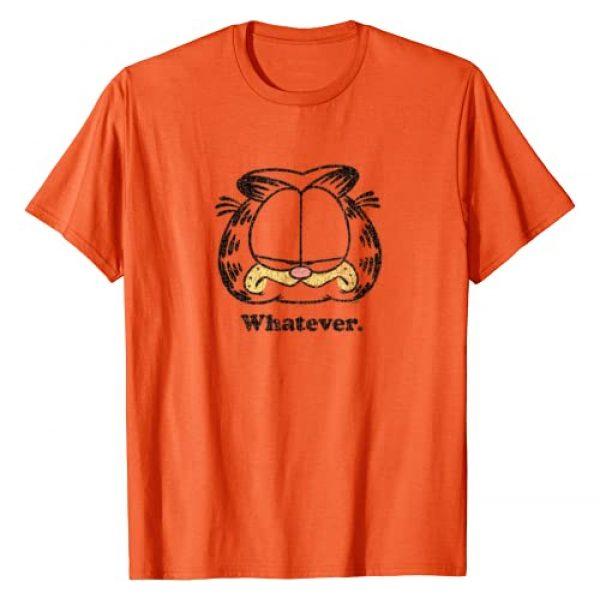 Garfield Graphic Tshirt 1 Whatever T Shirt