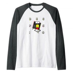 Roblox Graphic Tshirt 1 Despacito Raglan Baseball Tee