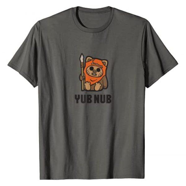 Star Wars Graphic Tshirt 1 Ewok Wicket W. Warrick Yub Nub T-Shirt