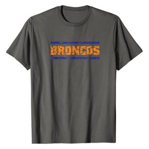 Broncos Nation T's Graphic Tshirt 1 Hipster Broncos - Broncos Nation T's T-Shirt