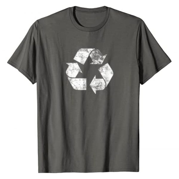 Vintage Earth Day Recycle Logo TShirt Graphic Tshirt 1 Earth Day Shirt Recycle Logo Vintage Recycling T-Shirt Gift T-Shirt