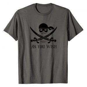 The Princess Bride Graphic Tshirt 1 Princess Bride As You Wish T-Shirt