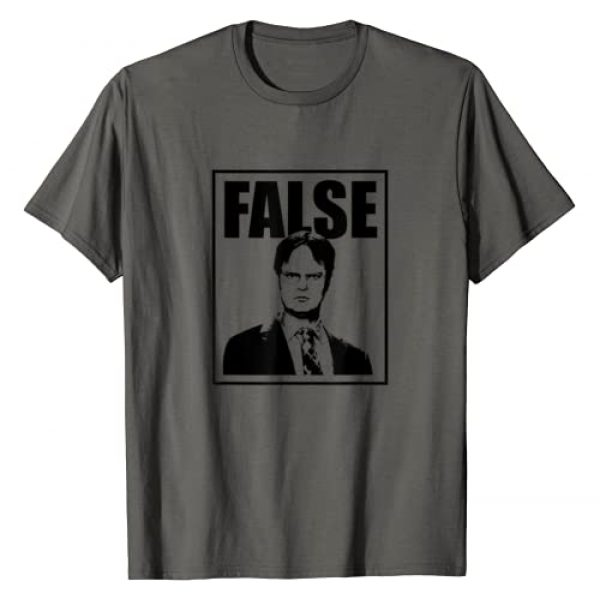 The Office Graphic Tshirt 1 Dwight False Posterised T-Shirt