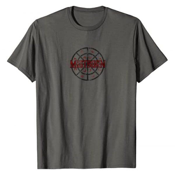 Brandon Sanderson Graphic Tshirt 1 Mistborn Allomantic Table Title T-Shirt