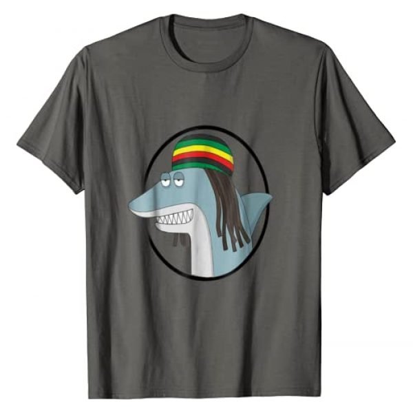 Third Eye Design Graphic Tshirt 1 Reggae Shark T-shirt