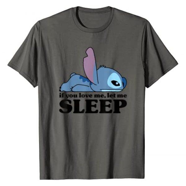 Disney Graphic Tshirt 1 Lilo & Stitch Sleepy Stitch T-Shirt