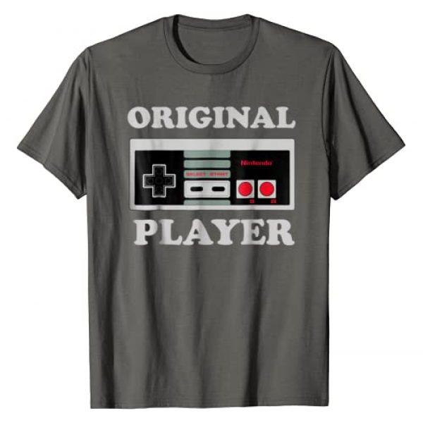 Nintendo Graphic Tshirt 1 NES Controller Original Player Graphic T-Shirt