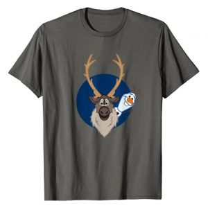 Disney Graphic Tshirt 1 Frozen 2 Olaf and Sven T-Shirt