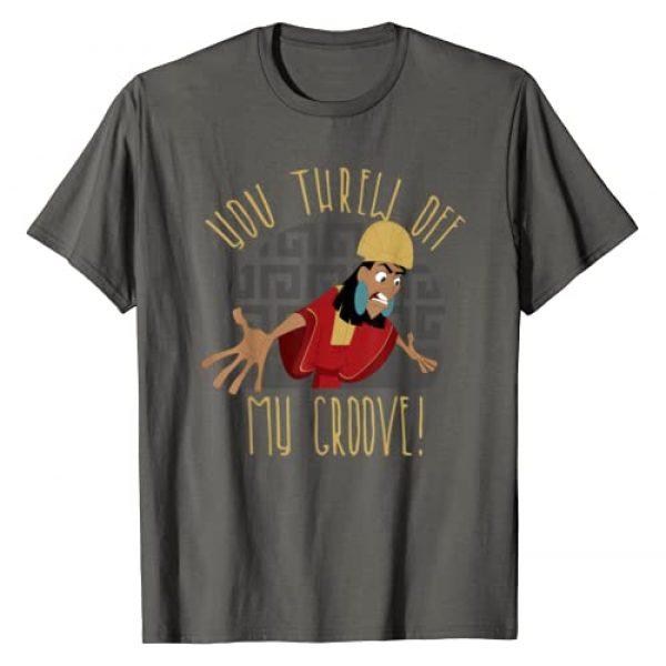 Disney Graphic Tshirt 1 Emperor's New Groove Kuzco Thrown Off Graphic T-Shirt
