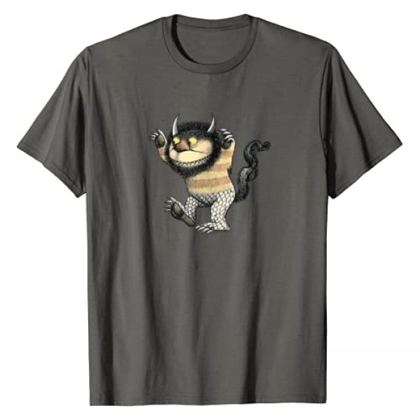 Warner Bros. Graphic Tshirt 1 Where the Wild Things Are Carol T-Shirt