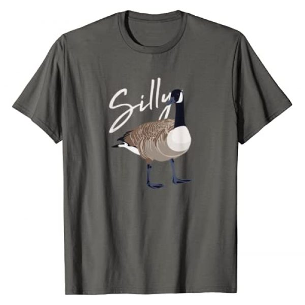 Silly Goose Graphic Tshirt 1 Canadian Goose Shirt Silly Goose Funny Cute Bird Hunter GIft