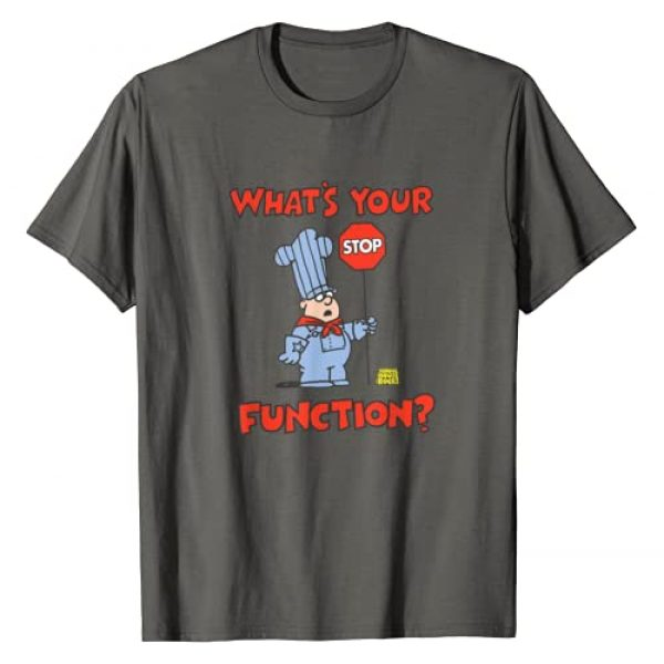 Schoolhouse Rock Graphic Tshirt 1 Whats Your Function T-Shirt