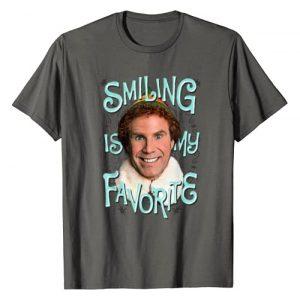 Warner Bros. Graphic Tshirt 1 Elf Smiling T Shirt