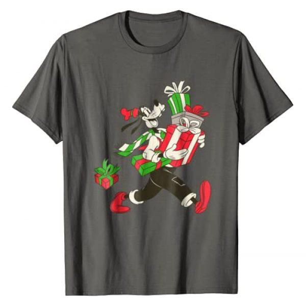 Disney Graphic Tshirt 1 Vintage Goofy Holiday Presents T-Shirt