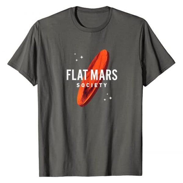 Retro Flat Mars Society Graphic Tshirt 1 Flat Mars Society Gift Men Women T-Shirt