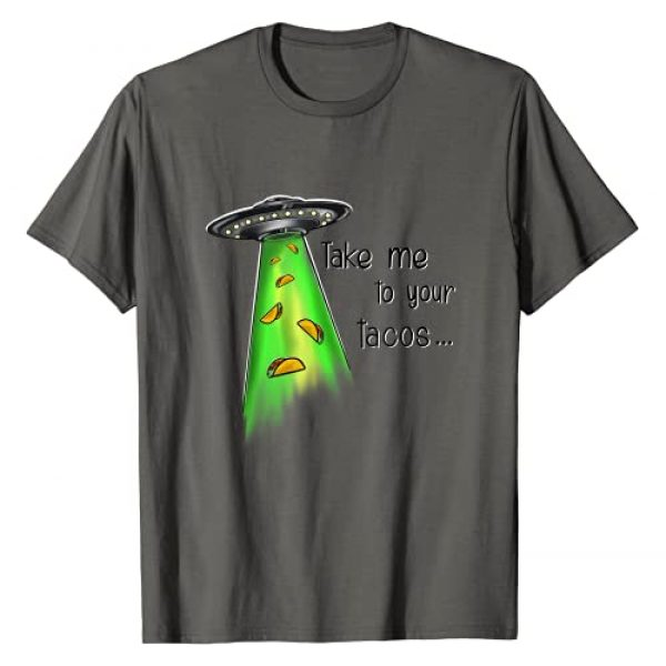 Saturn Tattoo Graphic Tshirt 1 Take Me To Your Tacos T-Shirt