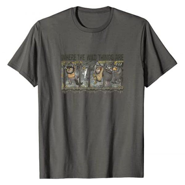 Warner Bros. Graphic Tshirt 1 Where the Wild Things Are Hang T-Shirt