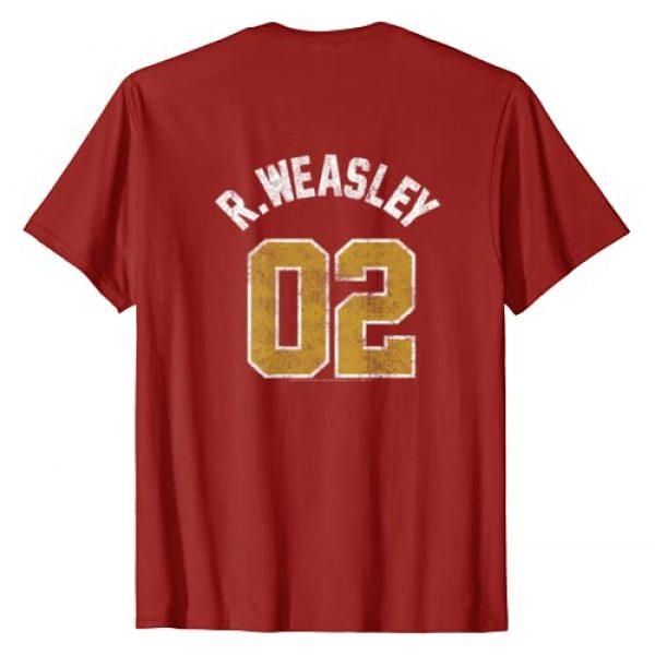 Wizarding World Graphic Tshirt 1 Harry Potter Weasley Jersey T-Shirt