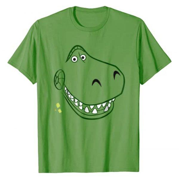 Disney Graphic Tshirt 1 Pixar Toy Story Rex Halloween Graphic T-Shirt
