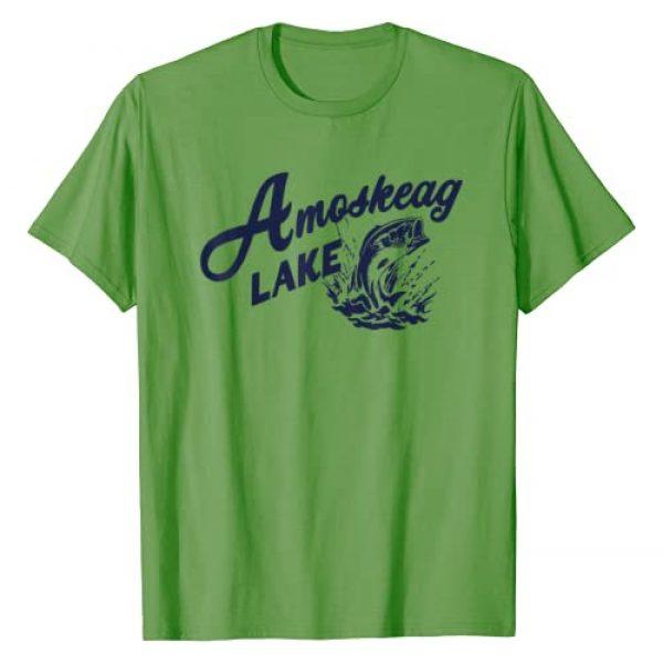 Chebacco Lake Grown Merchandise Graphic Tshirt 1 amoskeag lake T-Shirt