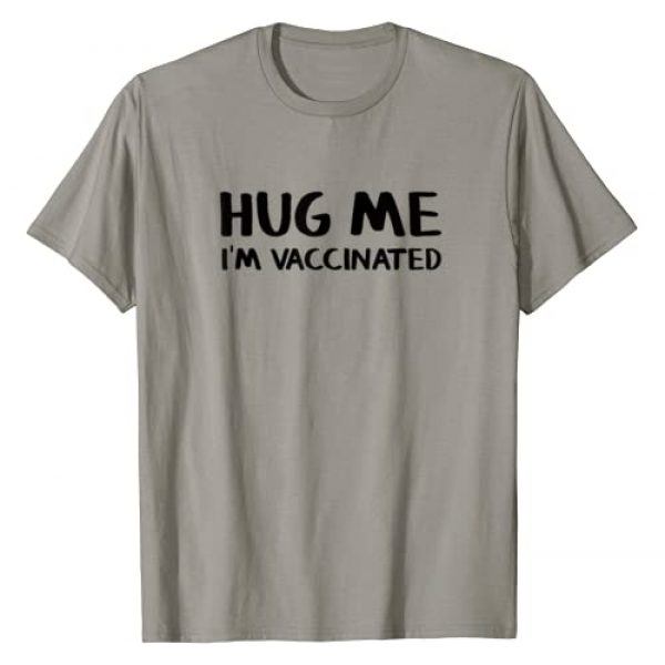 Hug me I'm vaccinated Graphic Tshirt 1 Hug me I'm vaccinated T-Shirt