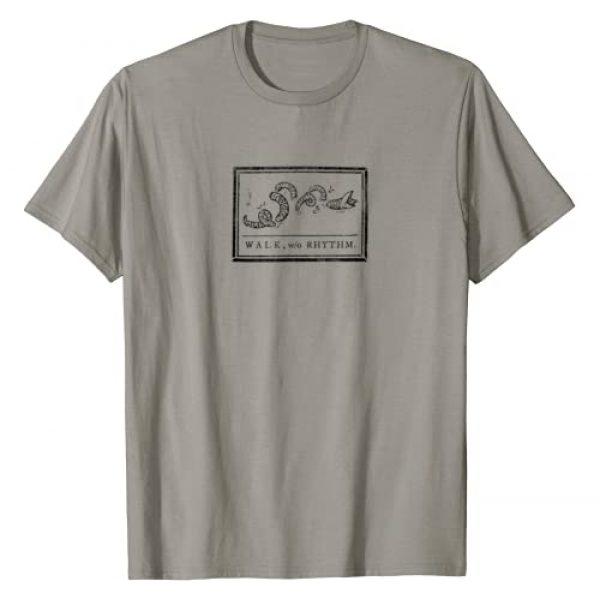 SURREALIST SHIRT LIST Graphic Tshirt 1 WALK WITHOUT RHYTHM Shirt won't attract SANDWORM ARRAKIS FUN
