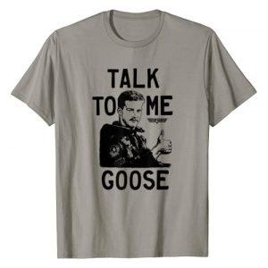 Top Gun Graphic Tshirt 1 Talk To Me Goose 1 Color T-Shirt