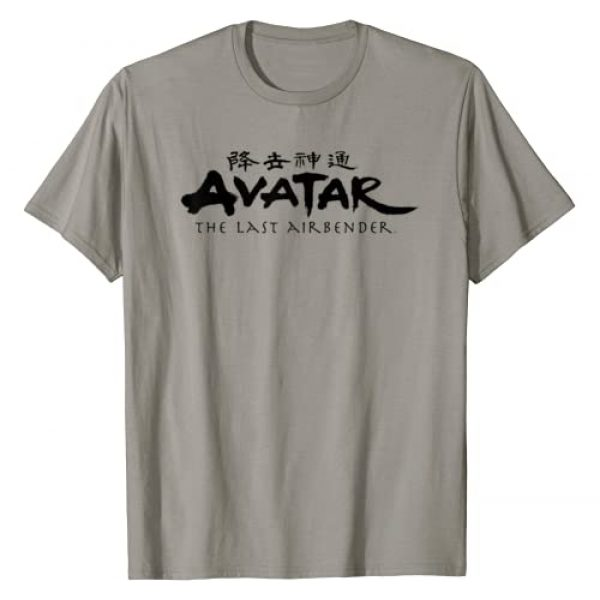 Nickelodeon Graphic Tshirt 1 Avatar The Last Airbender Logo T-Shirt