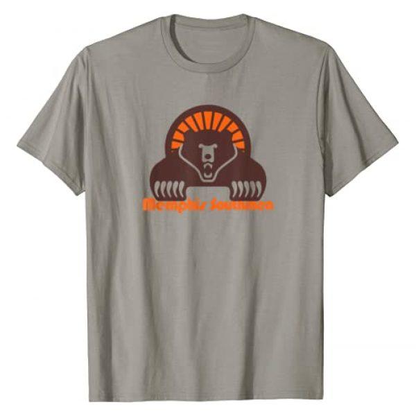 Memphis Southmen Shirts Graphic Tshirt 1 Vintage Memphis Southmen Football Classic T-Shirt