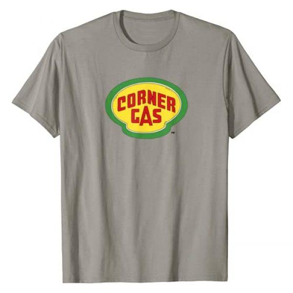 Corner Gas Graphic Tshirt 1 Logo w/black text T-Shirt
