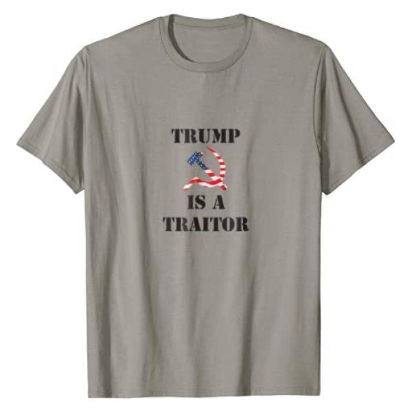 Trump is Not My President Designs Graphic Tshirt 1 Anti-Trump; Donald Trump is a Traitor tshirt
